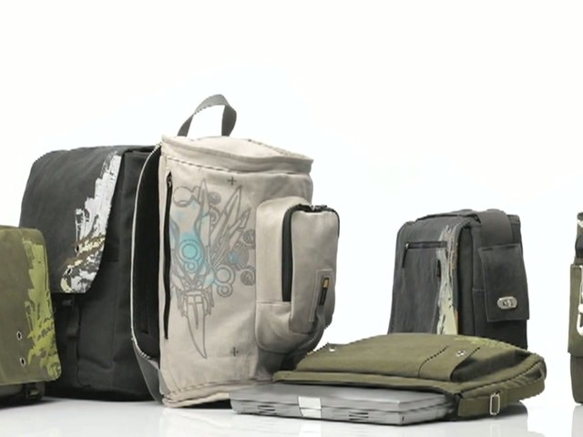 Case Logic Campus Canvas Bags - image 1 from the video