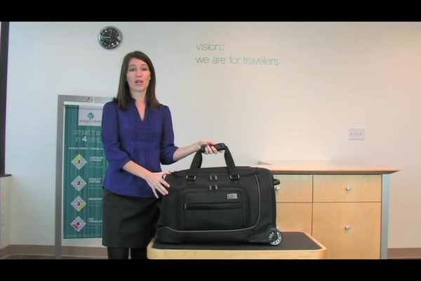 Ease Wheeled Duffels - image 1 from the video