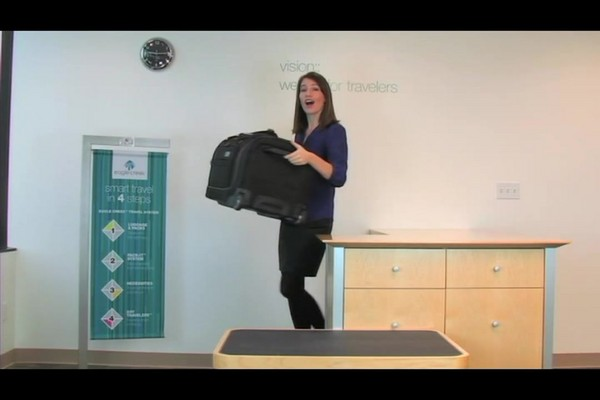 Ease Wheeled Duffels - image 10 from the video