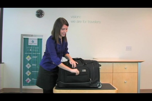 Ease Wheeled Duffels - image 2 from the video