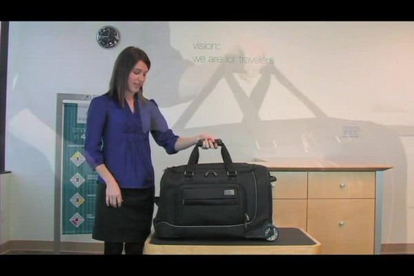 Ease Wheeled Duffels - image 3 from the video