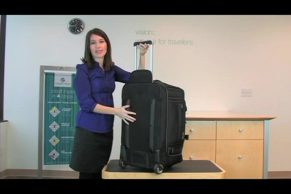 Ease Wheeled Duffels - image 5 from the video