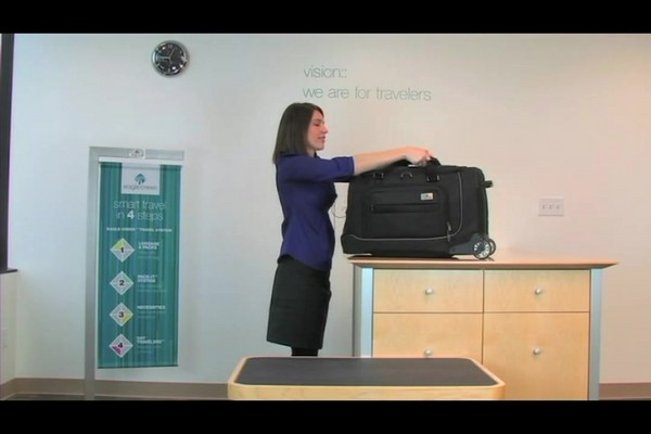 Ease Wheeled Duffels - image 7 from the video