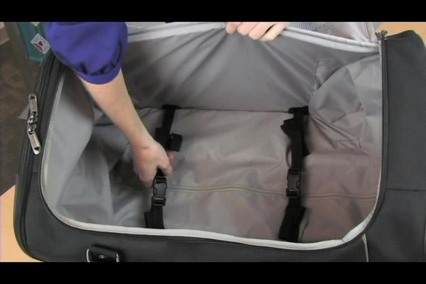Ease Wheeled Duffels - image 8 from the video