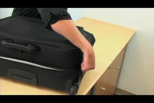 Ease Wheeled Garment Bag image 10 from the video