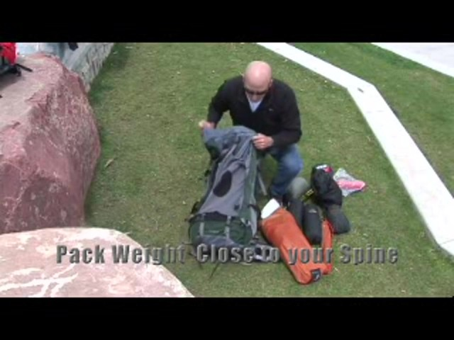 Osprey How to pack your pack - image 2 from the video