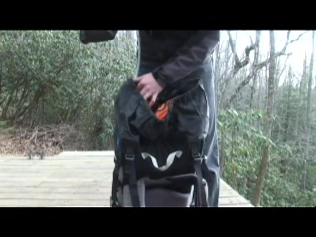 Osprey How to pack your pack - image 7 from the video