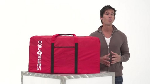Samsonite Tote-A-Ton - image 1 from the video
