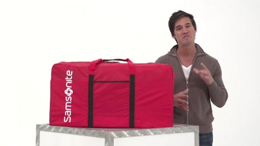 Samsonite Tote-A-Ton - image 10 from the video