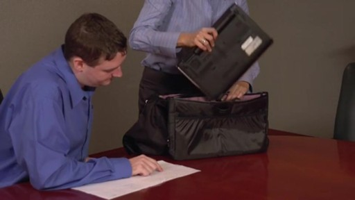Samsonite Women's Business Case - image 3 from the video
