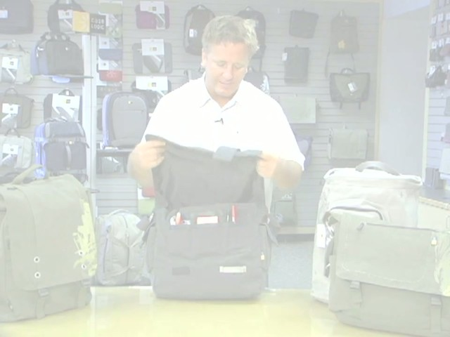 Case Logic Campus Canvas Bags - image 10 from the video