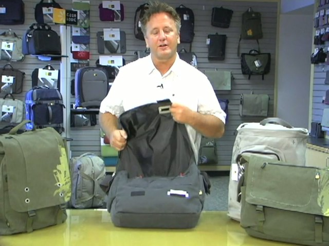 Case Logic Campus Canvas Bags - image 4 from the video