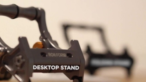 Rokform Rokstand Folding for iPhone 4 & 4S - image 1 from the video