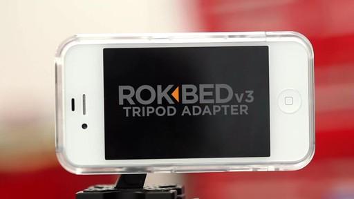 Rokform Rokbed v3 Tripod Adapter - image 2 from the video