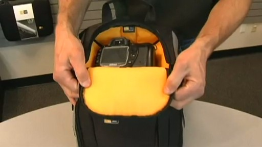 Case Logic SLR Camera Backpack - image 1 from the video
