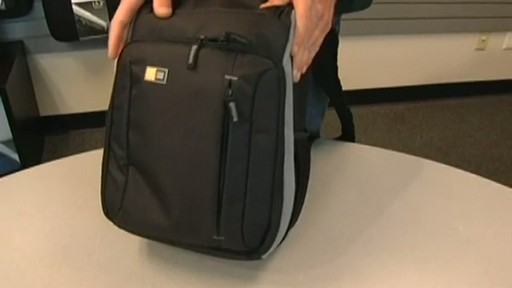 Case Logic SLR Camera Backpack - image 7 from the video