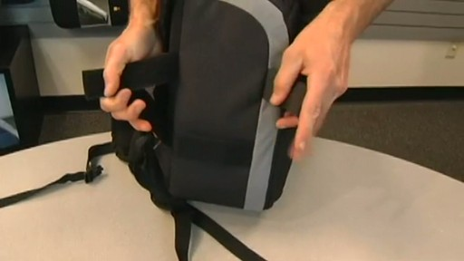 Case Logic SLR Camera Backpack - image 8 from the video
