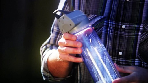 CamelBak All Clear UV Water Purifier  - image 1 from the video