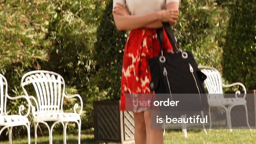 baggallini - order is beautiful - image 9 from the video