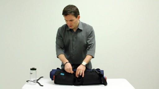 Skooba Design - Hotdog Yoga Rollpack  - image 10 from the video