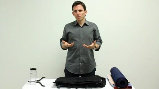 Skooba Design - Hotdog Yoga Rollpack  - image 2 from the video