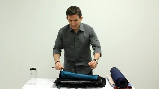 Skooba Design - Hotdog Yoga Rollpack  - image 4 from the video