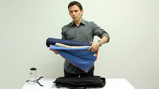Skooba Design - Hotdog Yoga Rollpack  - image 5 from the video