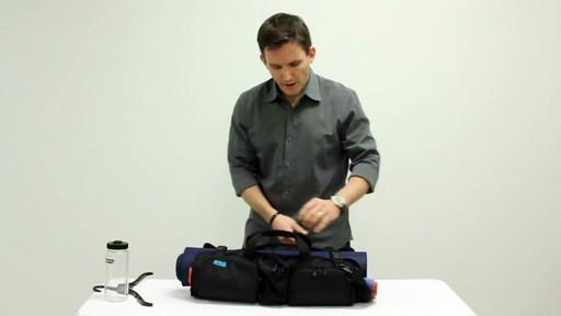 Skooba Design - Hotdog Yoga Rollpack  - image 8 from the video