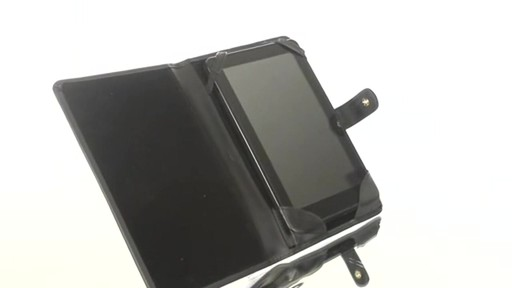 Royce Leather Leather Case For Kindle Fire 187 Ebags Video