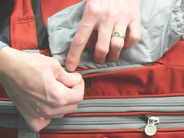 eBags Mother Lode TLS Weekender Convertible - image 10 from the video