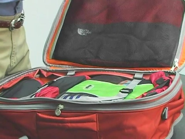 eBags Mother Lode TLS Weekender Convertible - image 4 from the video