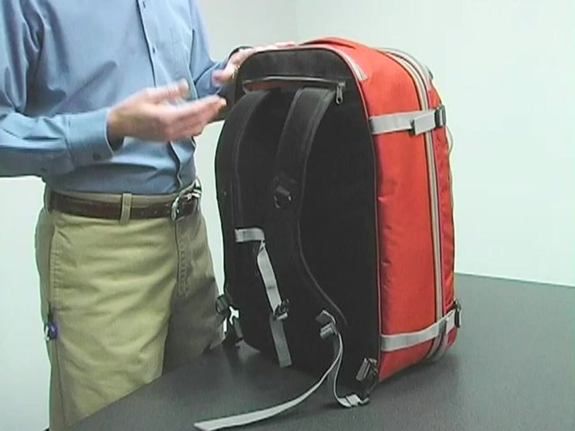 eBags Mother Lode TLS Weekender Convertible - image 8 from the video