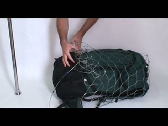 PacSafe Bag Protector Product Demo - image 2 from the video