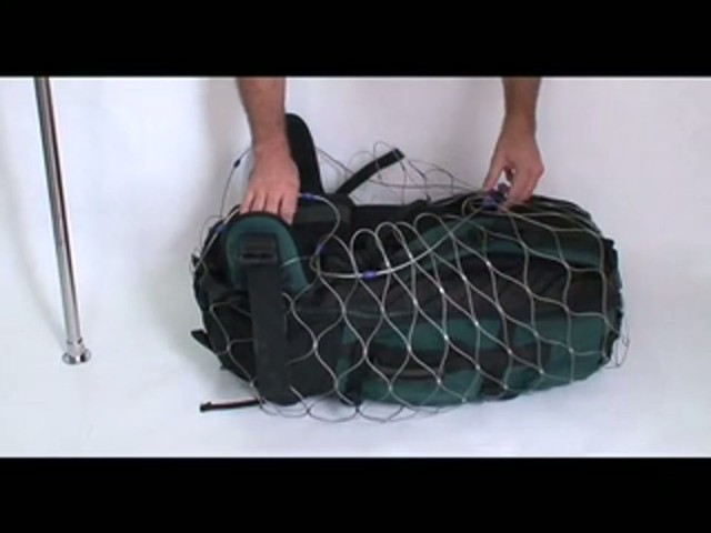 PacSafe Bag Protector Product Demo - image 3 from the video