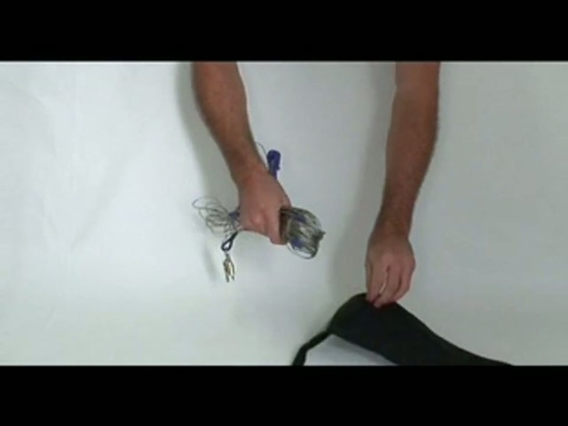 PacSafe Bag Protector Product Demo - image 7 from the video