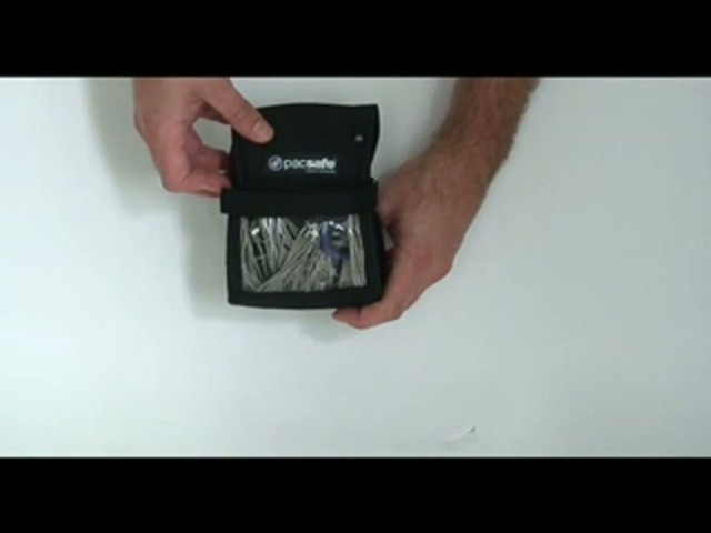 PacSafe Bag Protector Product Demo - image 9 from the video