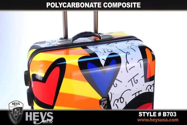 2db100d6ec37 Heys Britto Collection A New Day » eBags Video