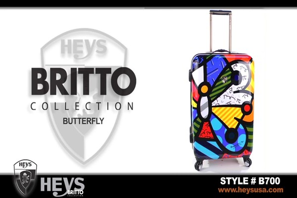 Heys Britto Collection Butterfly - image 1 from the video