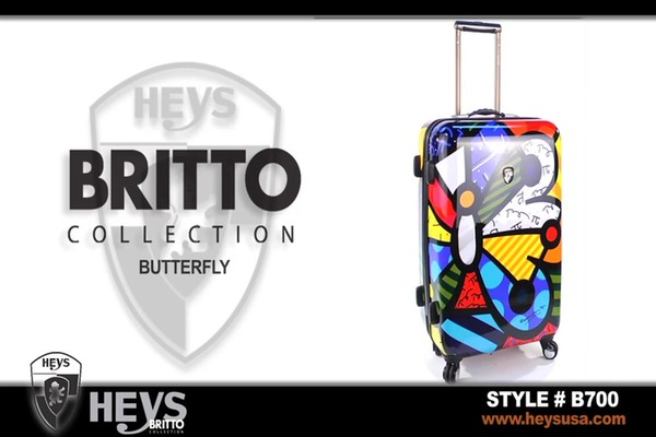 Heys Britto Collection Butterfly - image 9 from the video