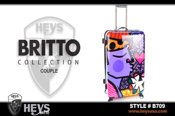 Heys Britto Collection Couple - image 9 from the video