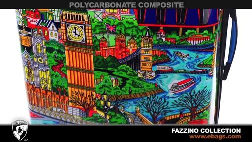 Fazzino by Heys USA London Lights - image 2 from the video