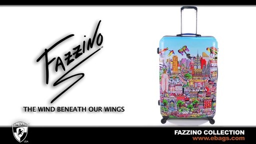Fazzino by Heys USA New York Wind Beneath Our Wings - image 1 from the video