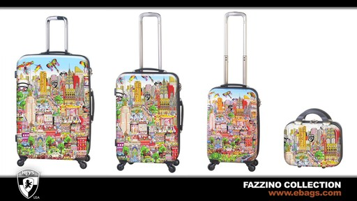 Fazzino by Heys USA New York Wind Beneath Our Wings - image 8 from the video
