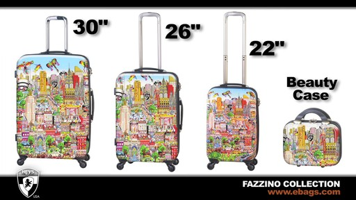 Fazzino by Heys USA New York Wind Beneath Our Wings - image 9 from the video