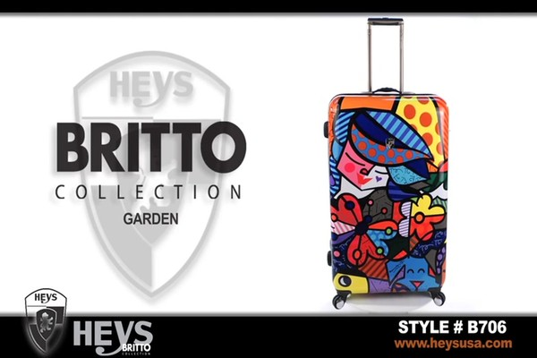 Heys Britto Collection Garden - image 1 from the video