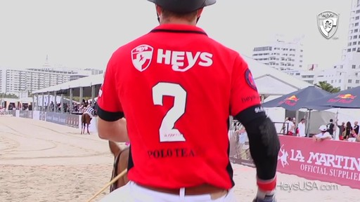 Heys USA Miami Polo - image 2 from the video