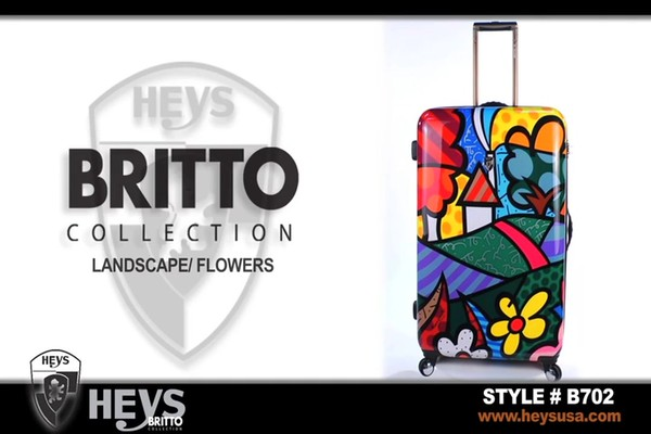 Heys Britto Collection Landscape Flowers - image 1 from the video