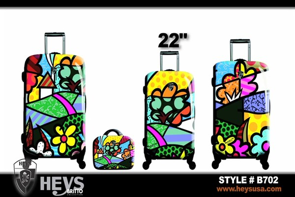 Heys Britto Collection Landscape Flowers - image 8 from the video