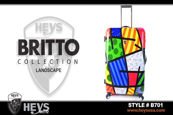 Heys Britto Collection Landscape - image 1 from the video