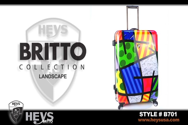 Heys Britto Collection Landscape - image 9 from the video